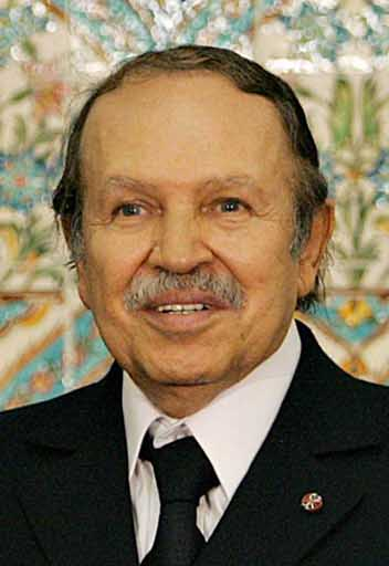 A. Bouteflika (Alger, 2006) / by  Agência Brasil (creative commons at)